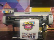 Mimaki Cjv30 100 30 Wide Format Printer And Cutter Print Amp Cut Roland Mutoh