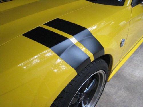 """4/"""" Fender Stripes GT//V6//Cobra//Saleen//Roush//Bullit 1999-2004 Mustang 99FM/_FS"""