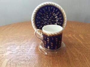 Wedgwood-St-James-bone-china-demitasse-cup-and-saucer-S368-brown-mark