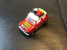 Motormax 78482 Metro Town Bus//Taxi//Train Mini Set Die-Cast Model Kids Play Friction Vehicles Red White and Black