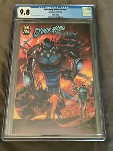 Cyberfrog-Bloodhoney-Team-Up-Variant-CGC-9-8-Ethan-Van-Sciver-Indigogo-ALL-CAPS