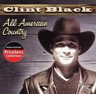 All American Country [Collectables] by Clint Black (CD, Jun-2006, Collectables)