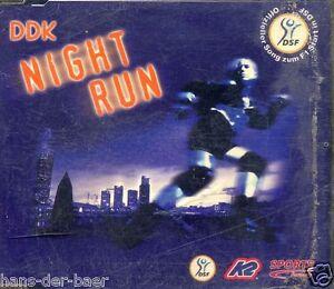 DDK - Night Run Maxi-Single-CD von 2000 - <span itemprop=availableAtOrFrom>Eppertshausen, Deutschland</span> - DDK - Night Run Maxi-Single-CD von 2000 - Eppertshausen, Deutschland