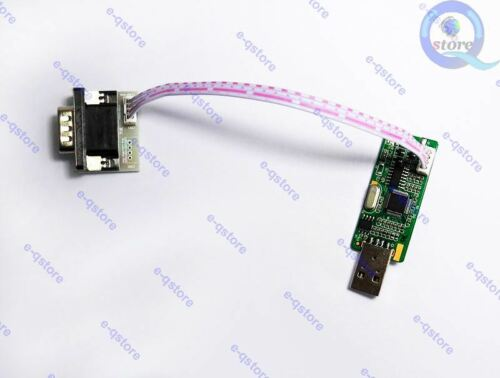 USB Programmer for Reprogramming our M.NT68676.2A LCD Controller Driver Board