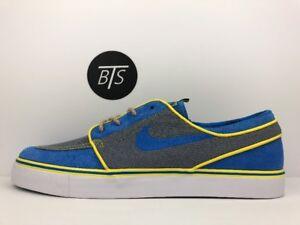 10 ah7188 Stefan Size doernbecher Nike 470 Grey Blue Janoski Zoom Uomo 14fz6
