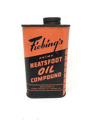 Fiebing/'S Company  Neatsfoot Oil Compound