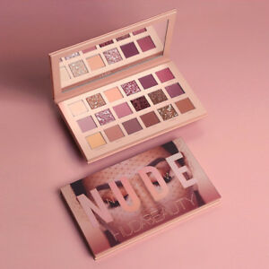 Eyeshadow-Maquillage-HUDA-BEAUTY-18-Couleurs-Palette-Fard-Ombre-a-Paupieres-Mat