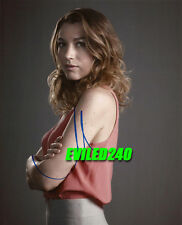 NATALIE ZEA SIGNED 8x10 Photo The Following Justified Detour Californication