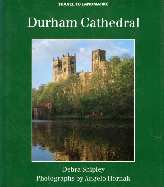 DURHAM CATHEDRAL - DEBRA SHIPLEY - TAURIS PARKE TRAVEL TO LANDMARK SERIES (1990)