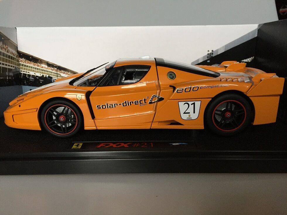 1 18 Ferrari FXX Hot Wheels Elite L7114-0510