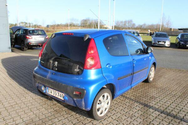 Peugeot 107 1,0 Active - billede 3