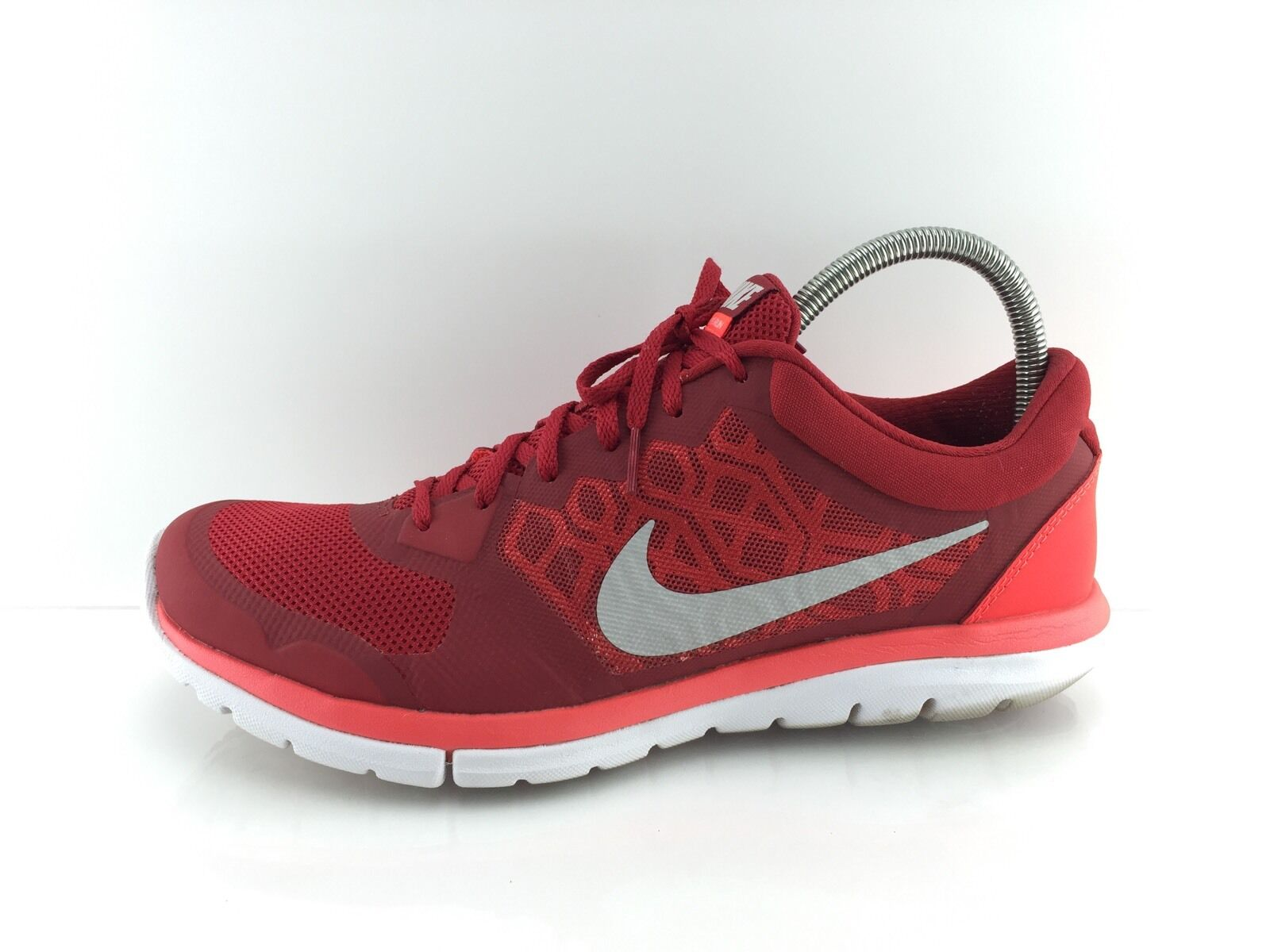 Nike Flex 2015 Men's Red Athletic Shoes 10 Seasonal price cuts, discount benefits