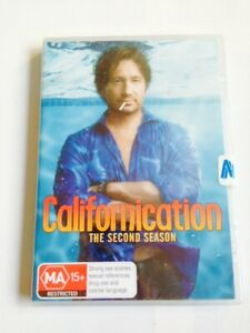 CALIFORNICATION-The-second-season-DVD-David-Duchovny-MA15-Strong-sex-scenes