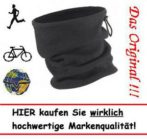 Schlauchschal-Schal-Jogging-Fahrrad-Sport-Joggen-Thermo-Winter-Halswaermer-Hals