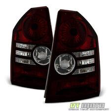 2008 2010 Chrysler 300 Basetouring Red Smoke Tail Brake Lights Lamps Leftright Fits Chrysler 300