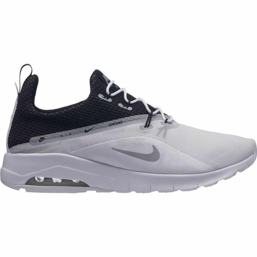 Nike Air Max Motion Racer 2 AA2178-101 Authentic New