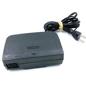 [JAP] Bloc d'alimentation 110V officiel pour Nintendo 64 / N64 - NTSC-J