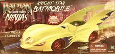 Batman Knight Force Ninjas Star Batmobile With Exclusive WalMart Figure (MISB)
