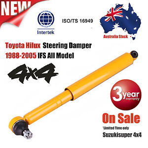 Steering-Dampener-Toyota-4Runner-Hilux-Surf-KZN130-LN130-RN130-YN130-VZN130-4wd