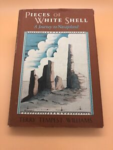 Pieces-Of-White-Shell-by-Terry-Tempest-Williams-Signed-And-Inscribed-1st-Edition