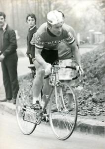 Cyclisme-Harm-Ottenbros-Hollande-Champion-du-Monde-sur-Route-Vintage-Print
