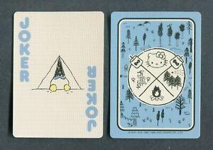 JOKER-SANRIO-Hello-Kitty-1-Single-Wide-Swap-Playing-Card