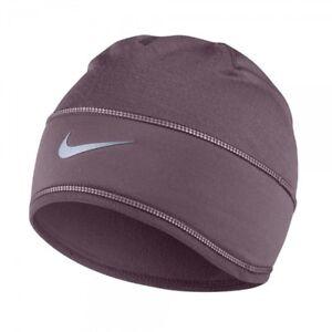 Nike Women s Beanie Skully Skull Cap Run Light Purple 804096 Was  25 ... 70dbe4872cc5