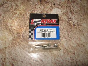 RC Duratrax Front Axles EVST (2) DTXC6170
