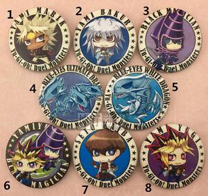 t217 anime yu gi oh badges pins schoolbag backpack decorate ebay. Black Bedroom Furniture Sets. Home Design Ideas
