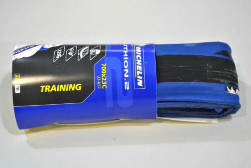 Copertoncino MICHELIN LITHION 2 Blu 700x23c Pieghevole//TIRES MICHELIN LITHION2 B