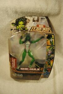 Marvel-Legends-She-Hulk-Action-Figure-BLOB-Series-Build-a-Figure-Collection-NEW