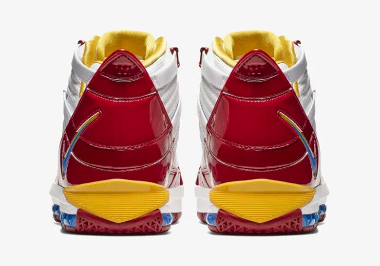 Uomo Nike Zoom Lebron James James James III Quick Strike  SuperBron  Limited AO2434 100 821593