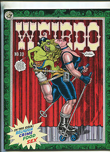 Weirdo-20-1987-Robert-Crumb-underground-comix-MBX90