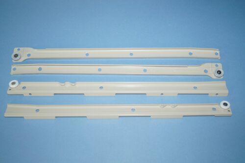 IKEA Tiroir Coureur Rail Set 450 mm longueurMalm Hemnes Mandal brusali Brimnes