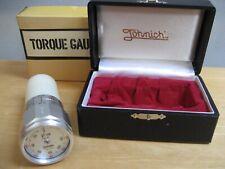 Tohmichi Torque Gauge 1200 Atg Gf Cm 1200 20 Japan Used Clean With Case