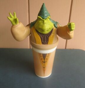 Details About Boss Nass Star Wars The Phantom Menace 1999 Taco Bell Plastic Cup Topper