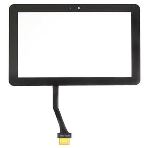 Black Touch Screen Digitizer Replacement for Samsung P7500 Galaxy