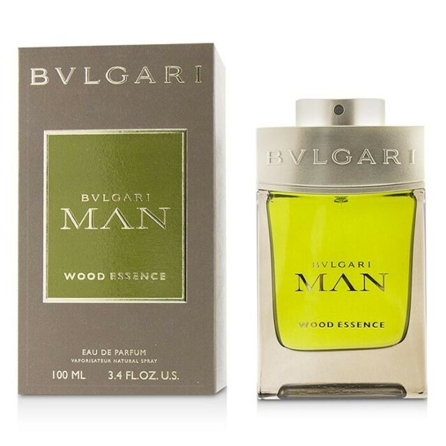 1b82456247d 2018 Bvlgari Man Wood Essence Eau De Parfum 100 Ml 3.4 Oz for sale ...