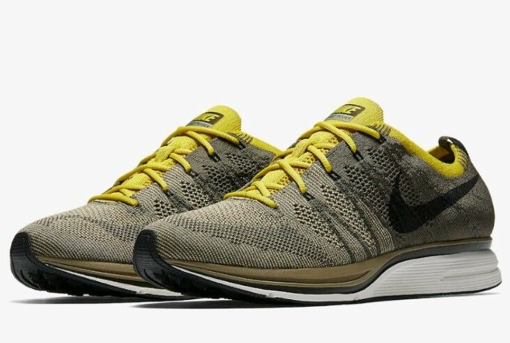 Nike Men's Flyknit Trainer Athletic Snickers Running Training Shoes Multiple Sz