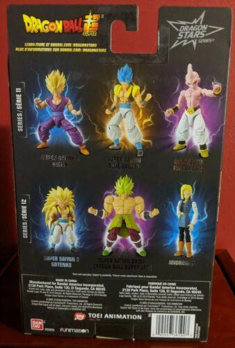 Dragon Ball Stars Super Saiyan Broly Dragon Ball Super Version Action Figure