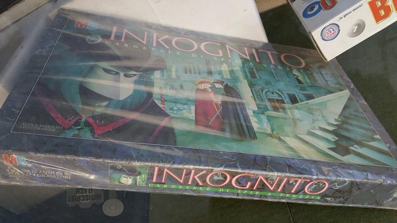 MB Inkognito - Carnevale di spie a Venezia - Nuovo - Italiano - 1988