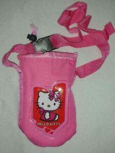 Agressif Enfants Eau Porte Bouteille Hello Kitty Filles Bnwt-afficher Le Titre D'origine Facile Et Simple à Manipuler