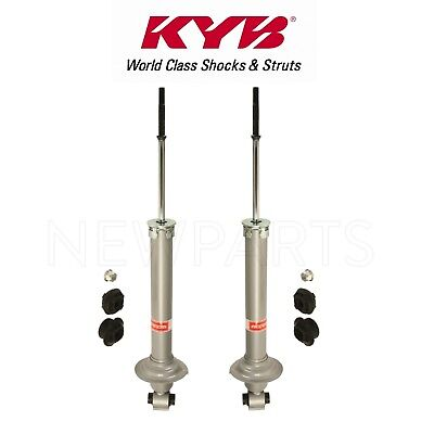 Pair Set of 2 Rear KYB Suspension Strut Mounts Kit For Lexus GS300 GS350 IS350