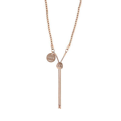 NEW Love From Venus Rose 4mm Tassle  Necklace