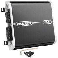 Kicker 41DXA5001 D-Series 500 Watt RMS Mono Class D Car Amplifier Amp DXA500.1