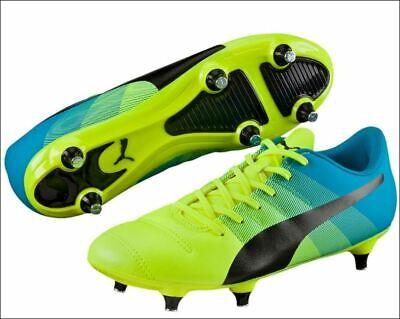 Puma EvoPOWER 1 Mixed Soft Ground Mens Football Boots