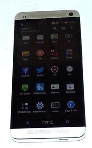 HTC One 32GB Silber ohne Simlock 4,7 Zoll 5MP LTE Top!! #166