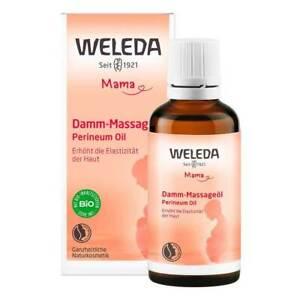 Weleda Damm-Massageöl · 50 ml · PZN 01830531
