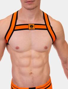 Barcode Berlin > Harness Colin Orange 91853/513 Gay Sexy Tout Neuf
