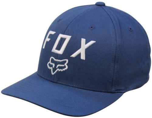 Dusty Blue New Fox Legacy Moth Snapback Hat